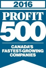 PROFIT500 – HanM is now officially one of Canada's fastest growing companies!
